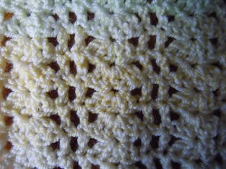 ​Shell Net Crochet Pattern