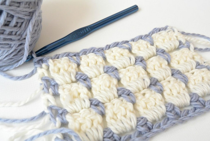 ​Crochet Blocks Pattern